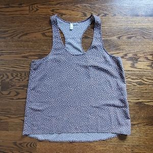 Abound Gray and Pink Tank